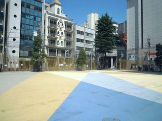 新宿区立大久保公園