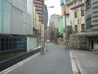 歌舞伎町のホテル街