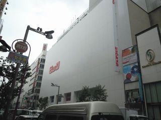 ビックカメラ新宿東口新店